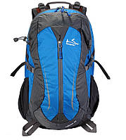 Женский голубой рюкзак Onepolar 1629
