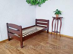 """Односпальне ліжко з натурального дерева """"Таїсія - 2"""""""