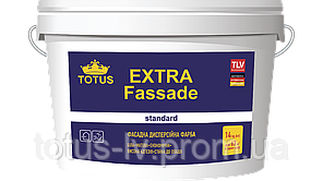 Краска фасадная TOTUS Extra Fassade Standard
