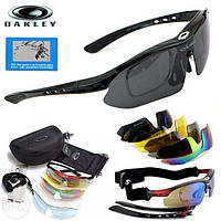 Тактические очки Oakley Polarized Black