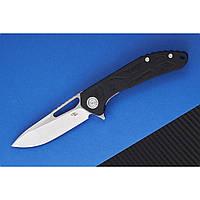 Нож складной CH KNIVES крепкий и надёжный EDC нож из стали  G10