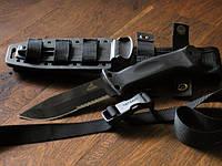 Нож для выживания gerber LMF II INFANTRY BLACK (22-01629)