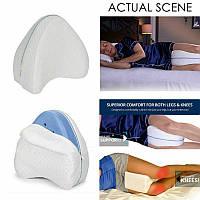 Анатомическая подушка для ног Leg Pillow