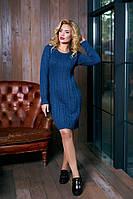 В'язане плаття жіноче, фото 1
