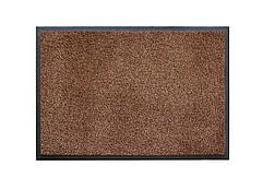 Аренда грязезащитного коврика Iron-Horse цвет Black-Cedar 85 см*150 см