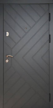 Вхідні двері Граніт