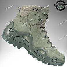 LOWA Z-6S GTX® TF (sage) ботинки тактические/ военная обувь армейская