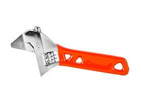Ключ разводной с тонкими губками 141мм 0-30 мм Sturm