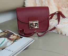 Женская маленькая сумка кросс-боди с кошельком 15*18*8 см, фото 3