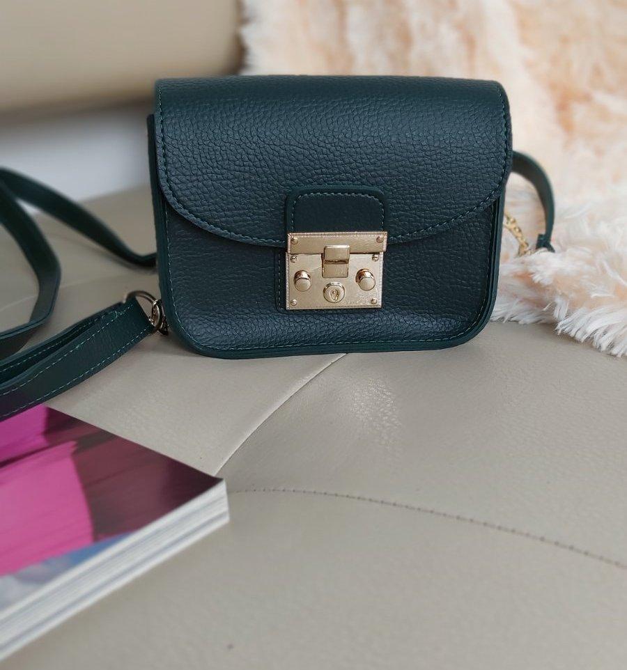 Женская маленькая сумка кросс-боди с кошельком 15*18*8 см