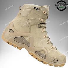 LOWA Z-6S GTX® TF (desert) ботинки тактические/ военная обувь армейская