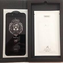 Защитное стекло для iPhone 7/8 Remax Emperor Black