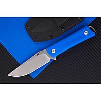 Нож нескладной SAN REN MU KNIVES – хороший вариант для комфортной работы