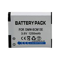 Аккумулятор Alitek для Panasonic DMW-BCM13, 1250 mAh., фото 1