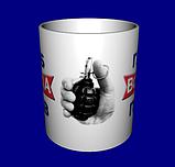 Кружка / чашка Глеб всегда прав, фото 2