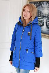 Куртка женская демисезонная стильная