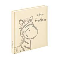 Детский фотоальбом Walther Baby Album Little Sunshine бежевый