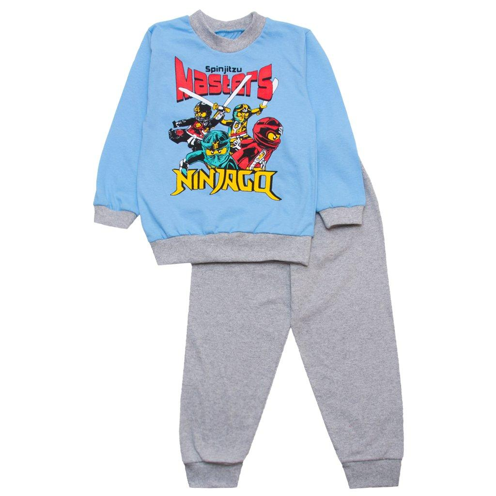 Пижама для мальчика тонкая оптом