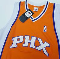 Баскетбольна форма доросла PHOENIX SUNS помаранчева