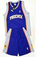 Баскетбольна форма доросла PHOENIX синя