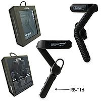 Наушники Bluetooth Remax RB-T16 черные