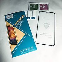 Закаленное защитное стекло на Iphone XS Max