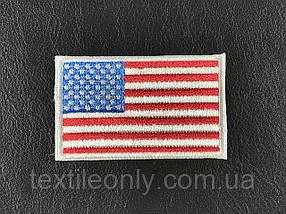 Нашивка Флаг США / Америки 60х38 мм