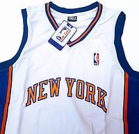 Баскетбольна форма доросла NEW YORK біла