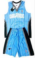Баскетбольна форма доросла ORLANDO блакитна