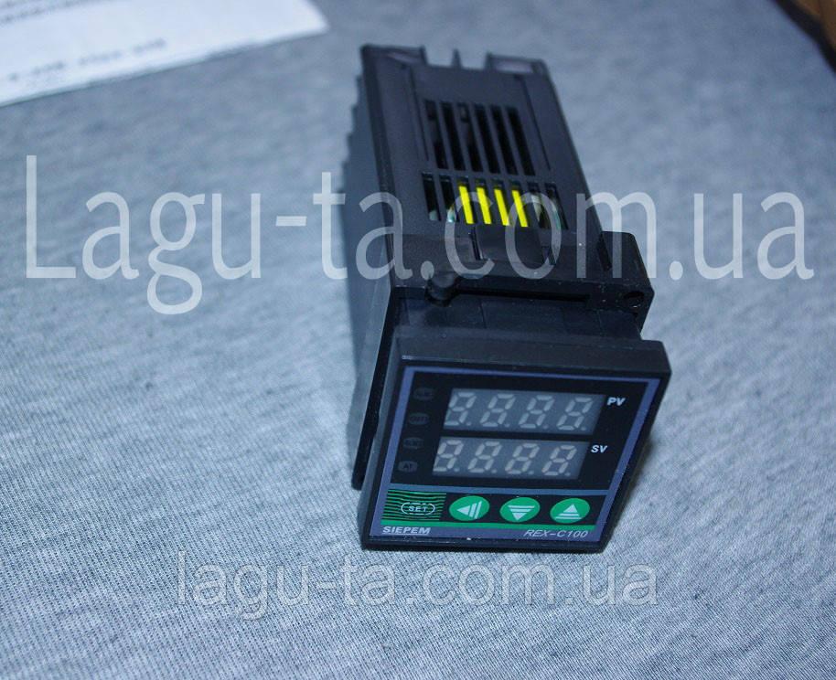 Регулятор температуры REX-100 релейный выход без выхода сигнализации
