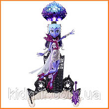 """Парящая станция"" и кукла Monster High Астра Нова (Astranova) из серии Boo York Монстр Хай"
