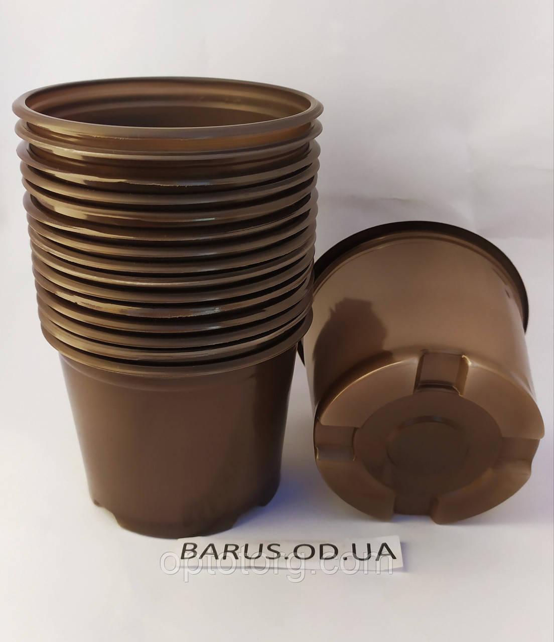 Горшки стаканчики для рассады 75*90 мм