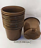 Горшки стаканчики для рассады 75*90 мм, фото 3