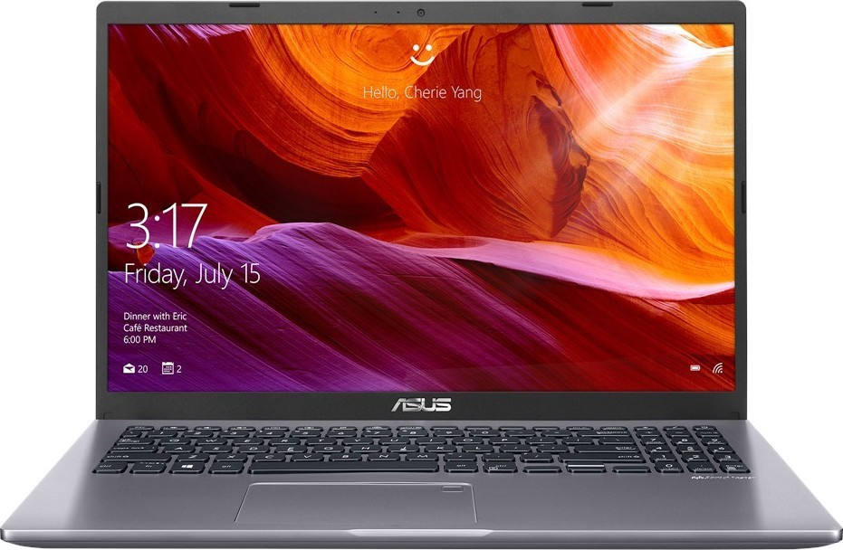 """Ноутбук Asus X509UB-EJ051 (90NB0ND2-M00840); 15.6"""" FullHD (1920x1080) TN LED матовый / Intel Core i3-7020U (2.3 ГГц) / RAM 8 ГБ / HDD 1 ТБ + SSD 128"""