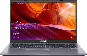 """Ноутбук Asus X509UB-EJ051 (90NB0ND2-M00840); 15.6"""" FullHD (1920x1080) TN LED матовый / Intel Core i3-7020U (2.3 ГГц) / RAM 8 ГБ / HDD 1 ТБ + SSD 128, фото 2"""