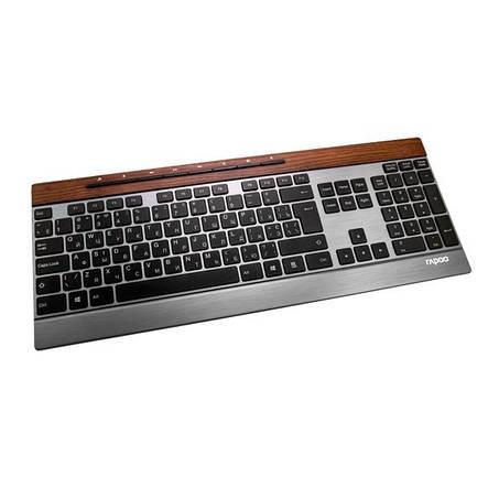 Клавиатура Rapoo E9260 Wireless Multi-mode Black, фото 2