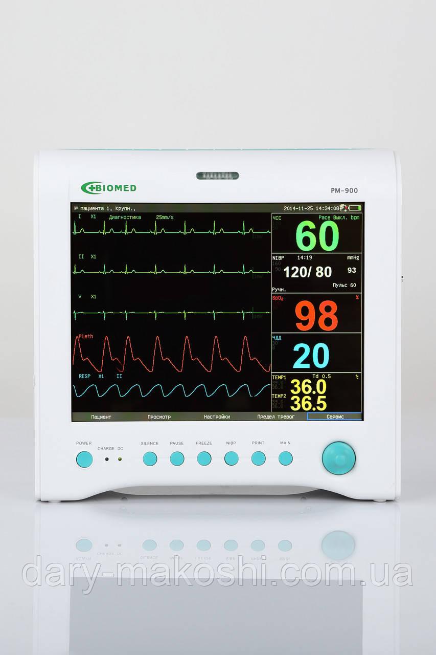 """Монитор пациента """"БІОМЕД"""" PM-900"""""""