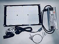 Led лампа - Quantum board на 120 Вт, Светодиоды - SAMSUNG lm301b, Количество - 288 шт., Размеры 320*200*13 мм.