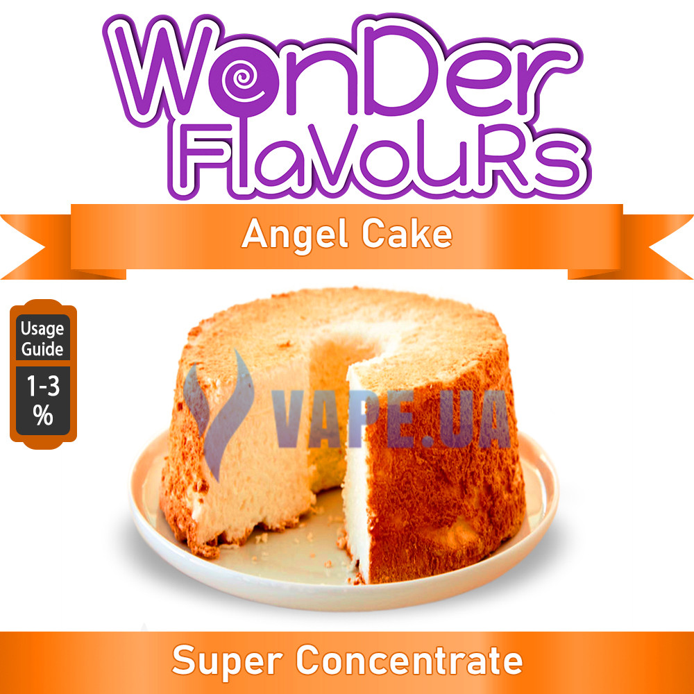 Wonder Flavours (SC) - Angel Cake (Ангел торт)