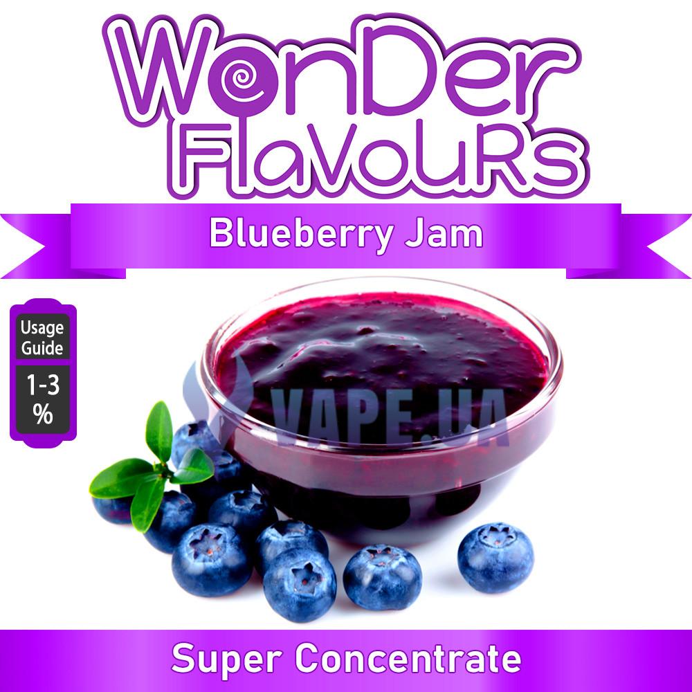 Wonder Flavours (SC) - Blueberry Jam (Черничный джем)