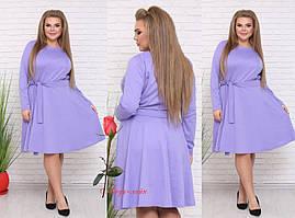 Женское трикотажное платье       RS-Елена-а