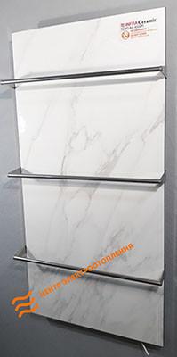 Основные преимущества керамического полотенцесушителя Infra Ceramic TCMT–RA 450