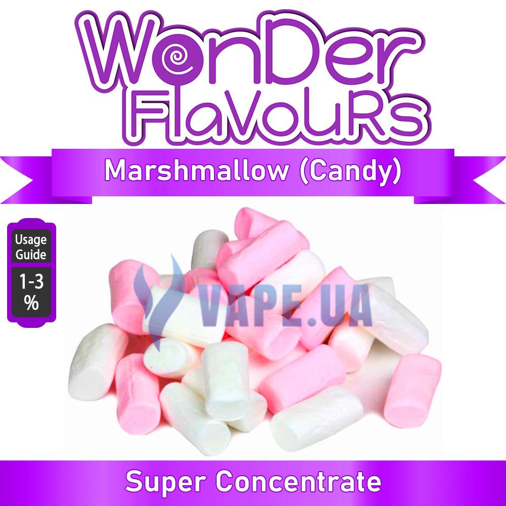 Wonder Flavours (SC) - Marshmallow (Candy) (Зефир (Конфеты))