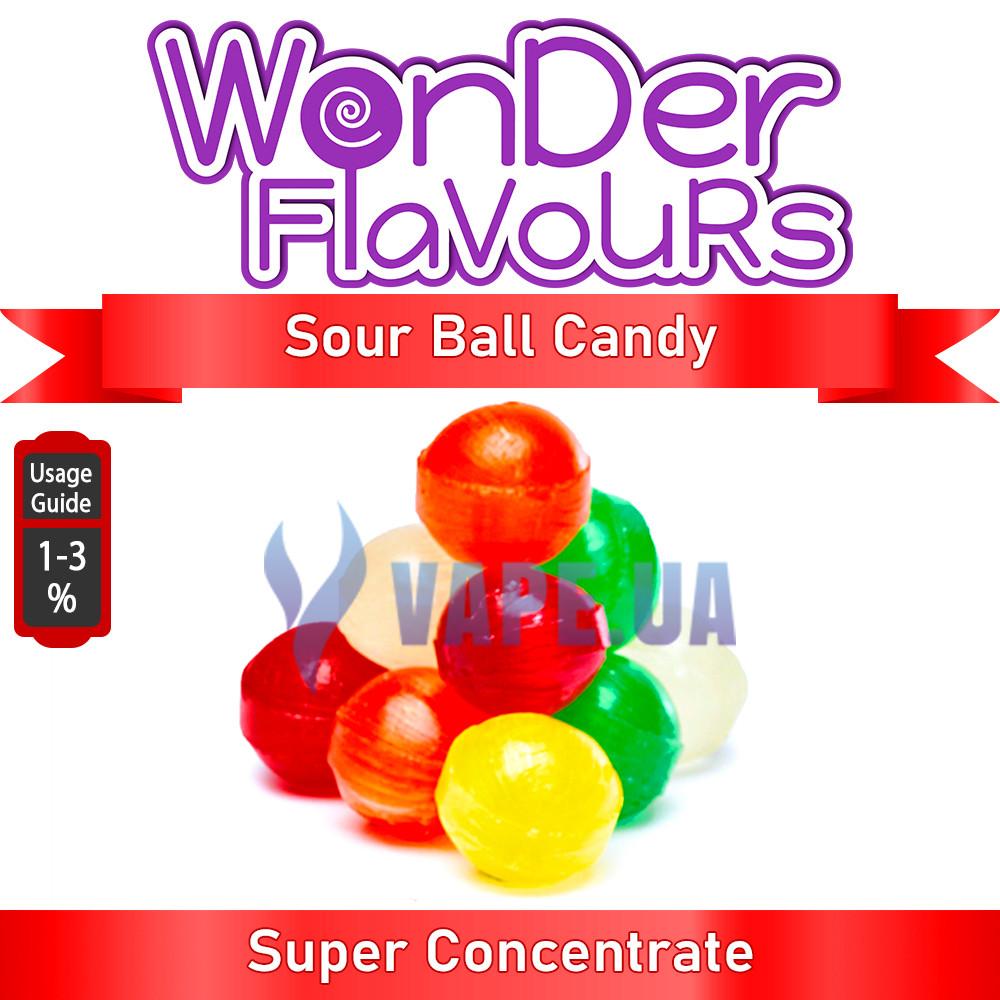 Wonder Flavours (SC) - Sour Ball Candy (Кислая конфета)