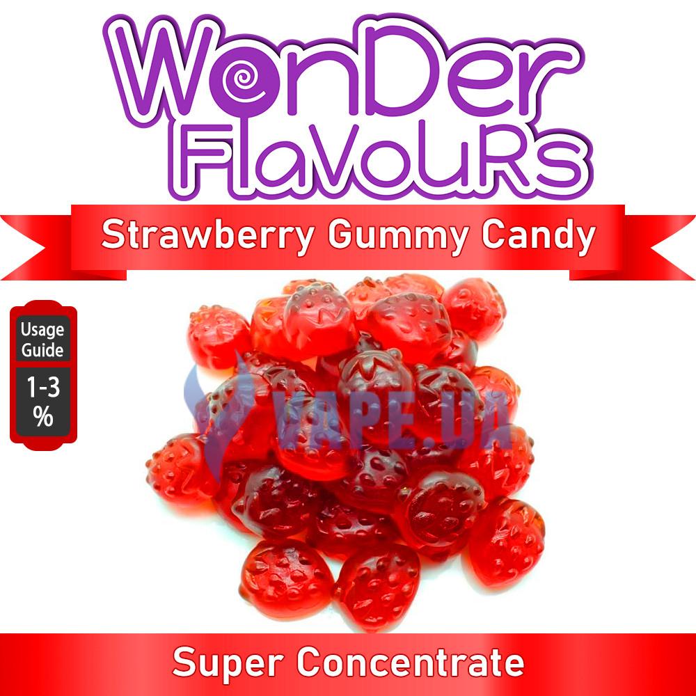 Wonder Flavours (SC) - Strawberry Gummy Candy (Клубничные желейные мишки)
