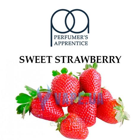 TPA/TFA - Sweer Strawberry (Сладкая клубника)