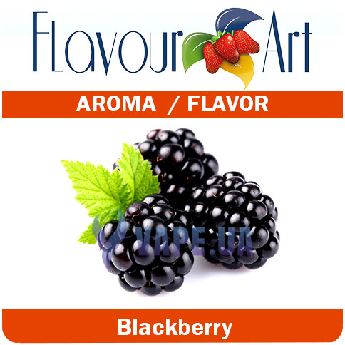 FlavourArt Blackberry (Ежевика)