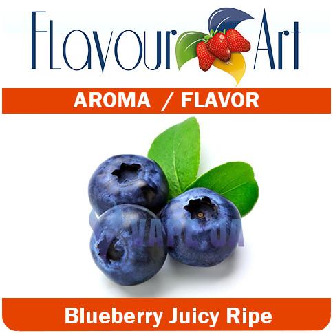 FlavourArt Blueberry Juice (Черничный сок)