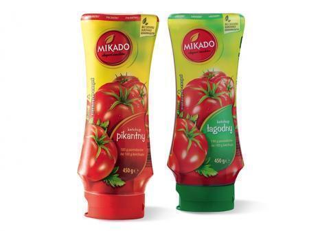 Ketchup Mikado