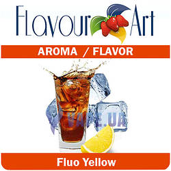 FlavourArt Yellow Fluo (Цитрусовая кола)